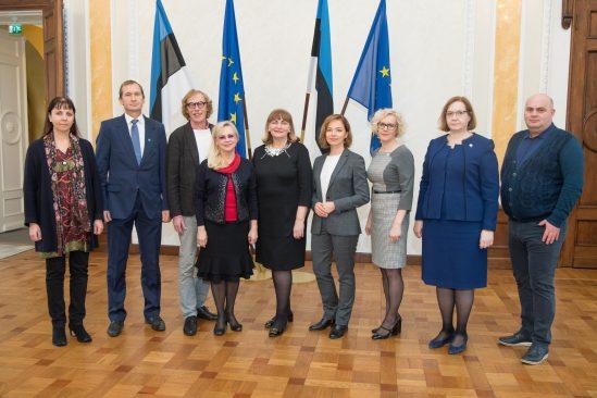 Sotsiaalkomisjon 2017.a detsembris