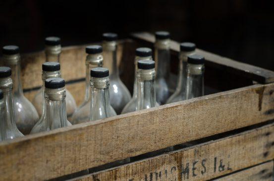 Alkoholipudelid. Foto: Skitterphoto / Pixabay.com