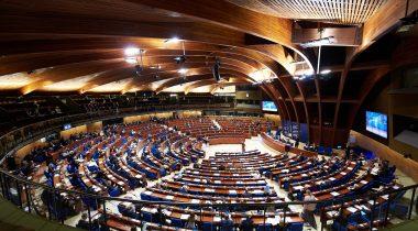 Euroopa Nõukogu Parlamentaarse Assamblee istung Strasbourgis. Foto: Felix Zahn / Euroopa Komisjon