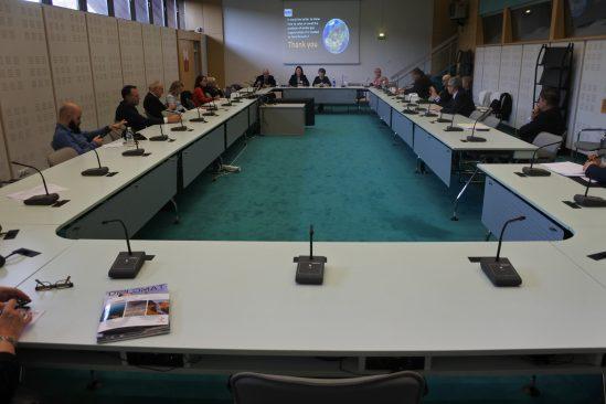 Nord Stream 2 arutelu Strasbourgis