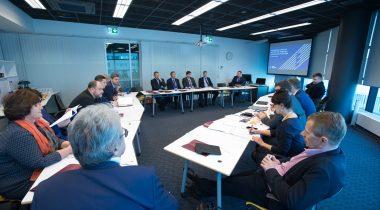 Rahanduskomisjoni kohtumine Pangaliidu esindajatega 23.01.2018