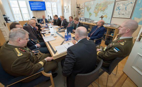 Riigikaitsekomisjon toetas Heremi kandidatuuri Kaitseväe juhataja kohale
