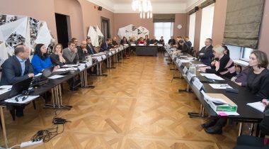 Rahanduskomisjoni ja sotsiaalkomisjoni ühisistung