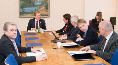 Foreign Affairs Committee initiated a report for strengthening the Estonian foreign service
