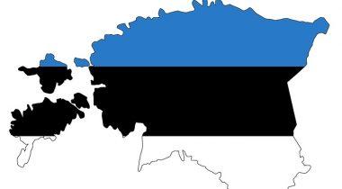 Eesti kaart (allikas Pixabay)