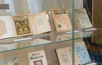 Näitus viimase saja aasta jooksul eestlasi mõjutanud raamatutest