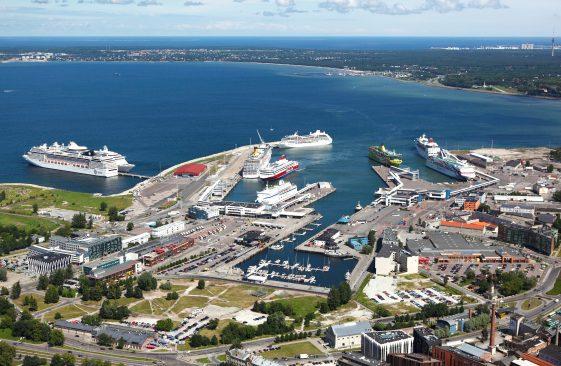 Vanasadam. Autor: Tallinna Sadam
