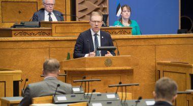 Välispoliitika arutelu - Marko Mihkeslon