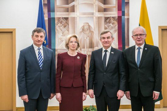 Eiki Nestor õnnitles Leedu rahvast taasiseseisvumispäeva puhul.