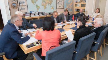Riigikaitsekomisjoni istung Eesti-Taani kaitsekoostööst