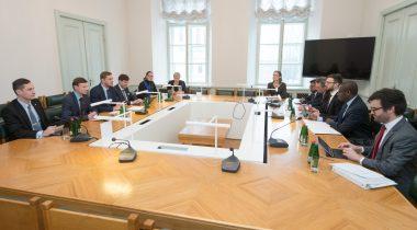 Rahanduskomisjon kohtub IMFi delegatsiooniga