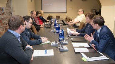 Специальная комиссия обсудила вопросы, связанные с государственной бюджетной стратегией
