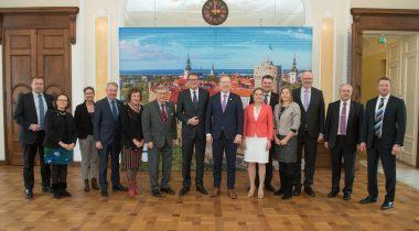 Väliskomisjoni kohtumine Soome kolleegidega