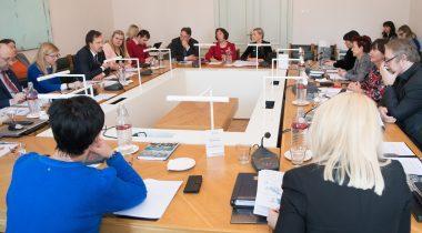 Kultuurikomisjoni istung. Foto: Riigikogu Kantselei / Erik Peinar