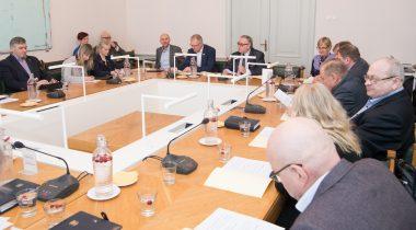 Kultuurikomisjoni ja riigikaitsekomisjoni ühisistung
