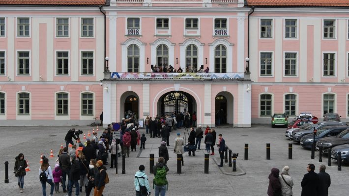 4000 people visited the Riigikogu Open House Day