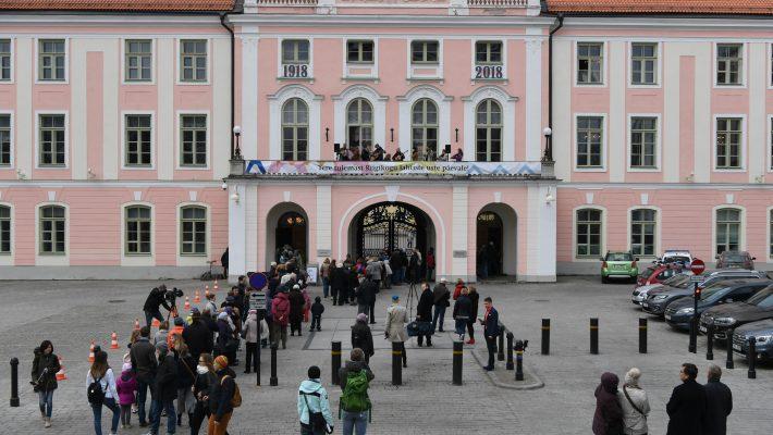 Riigikogu külastas 4000 inimest