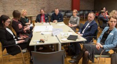 Probleemkomisjon rahvastikukriisi lahendamiseks korraldas mõttetalgud