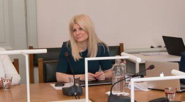 Viktoria Ladõnskaja-Kubits. Foto: Erik Peinar / Riigikogu Kantselei