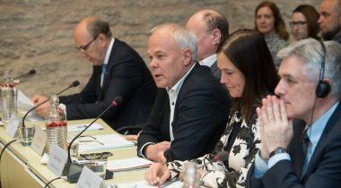 Komisjonide ühisistung. Foto: Erik Peinar / Riigikogu Kantselei