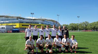 Riigikogu jalgpalliesindus 2018