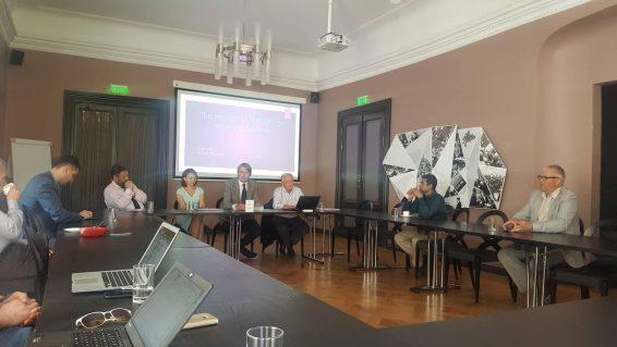 Arenguseire Keskuse teemaõhtu osalejad