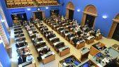 Riigikogu täiskogu istung. Foto: Erik Peinar / Riigikogu Kantselei