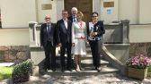 Toomas Vitsut kohtub Läti, Leedu ja Poola kolleegidega Riias