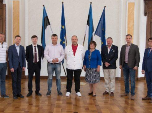 Rahanduskomisjoni liikmed