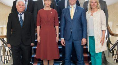 Riigikaitsekomisjoni liikmed Vabariigi Presidendi juures