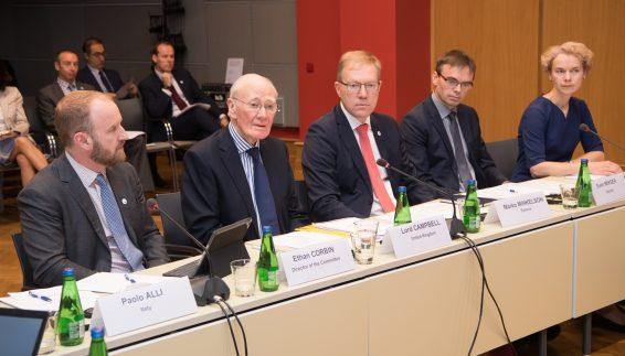 NATO Parlamentaarse Assamblee kaitsekomitee istung Tallinnas
