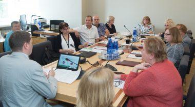 Sotsiaalkomisjon. Foto: Erik Peinar / Riigikogu Kantselei