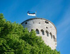 Pika Hermanni torn. Foto autor: Erik Peinar, Riigikogu Kantselei