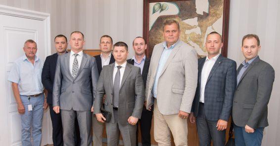 Kohtumine Ukraina NABU (rahvuslik korruptsioonivastase võitluse büroo) delegatsiooniga