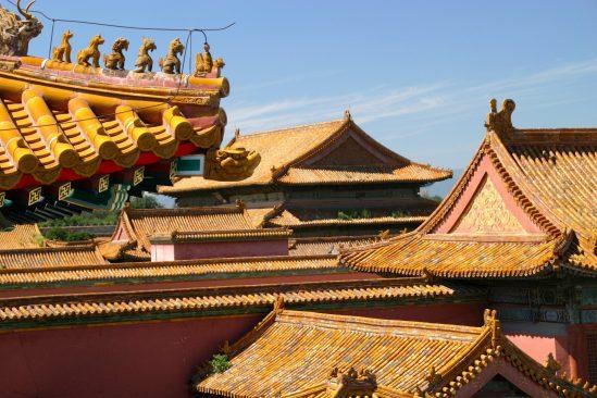 Keelatud linn Hiinas Pekingis. Foto: pixabay.com
