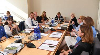Sotsiaalkomisjoni istung 10.09.2018. Foto: Erik Peinar / Riigikogu Kantselei