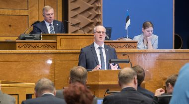 The Riigikogu appointed Heiki Loot a justice of the Supreme Court