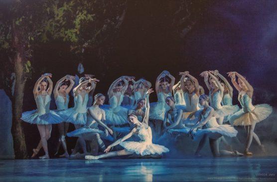Fotonäitus Eesti ballett 100