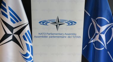 NATO PA Estonian delegation attends the Annual Session in London
