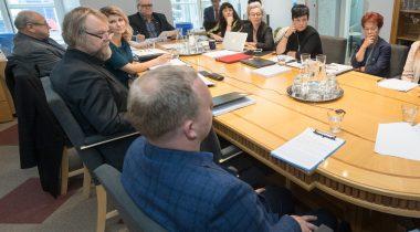 Kultuurikomisjon. Foto: Erik Peinar / Riigikogu kantselei