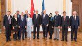 Väliskomisjoni kohtumine Türgi kolleegidega