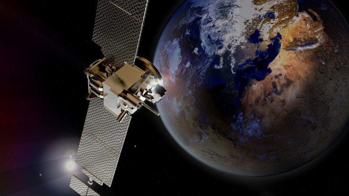 Satelliit. Foto: Pixabay