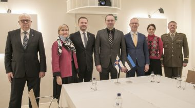 National Defence Committee's visit to Finland focuses on practical cooperation