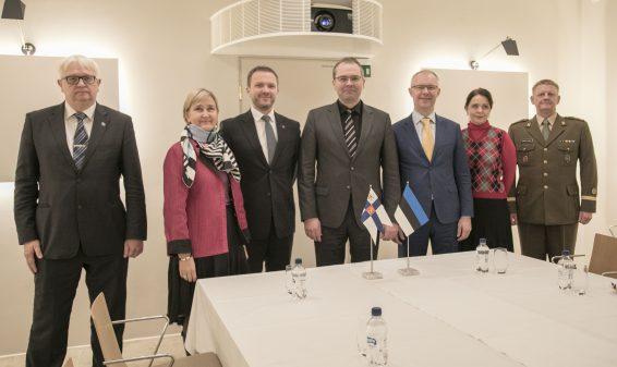 Riigikaitsekomisjon Soomes