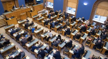 The Riigikogu discussed shortening of treatment waiting lists. Photo: Erik Peinar / Riigikogu Kantselei