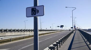 Camera for speed limit enforcement. Foto: pixabay
