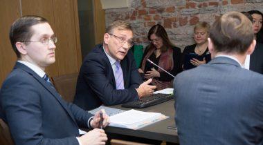 Juhan Parts tutvustab Euroopa Kontrollikoja aastaaruannet