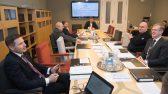 Tanel Talve tutvustab põhiseaduskomisjonile riigireformi probleemkomisjoni otsuse eelnõu