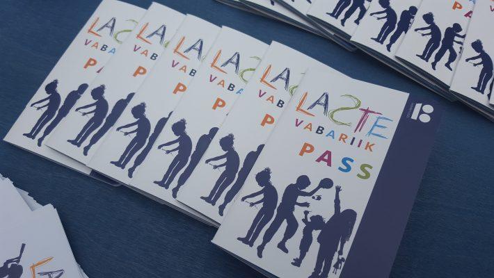 """""""Laste Vabariigi"""" passid. Foto: Piret Kooli/ev100.ee"""