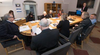 Kultuurikomisjon valis uue esimehe ja aseesimehe. Foto: Erik Peinar